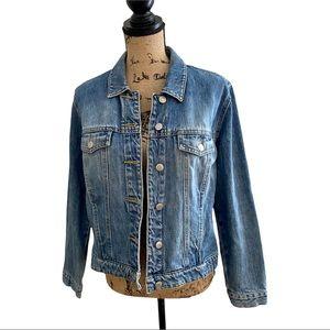 Vintage Old Navy Jean Jacket Size Large